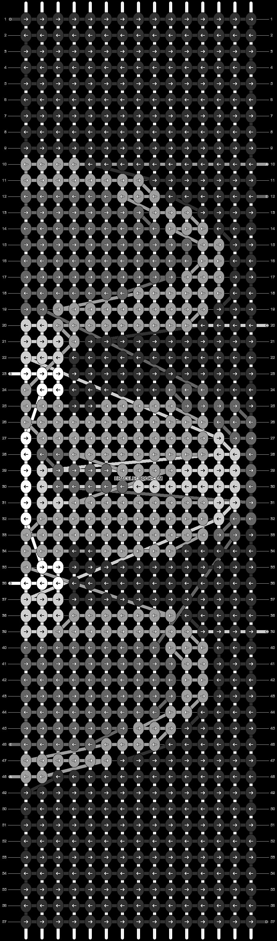 Alpha pattern #79813 pattern