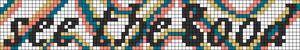 Alpha pattern #79822