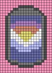 Alpha pattern #79825
