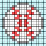 Alpha pattern #79826
