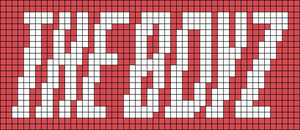 Alpha pattern #79831