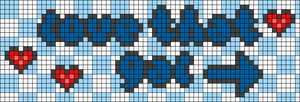 Alpha pattern #79836