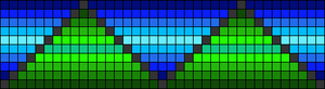 Alpha pattern #79849