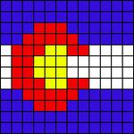 Alpha pattern #79855