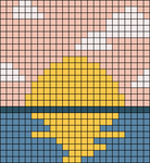 Alpha pattern #79856