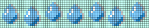 Alpha pattern #79877