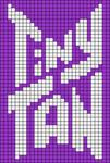 Alpha pattern #79905