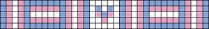 Alpha pattern #79909