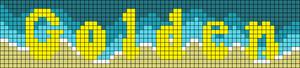 Alpha pattern #79927