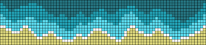Alpha pattern #79928