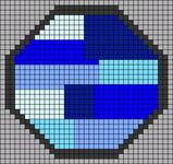 Alpha pattern #79949