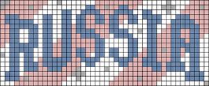 Alpha pattern #79956