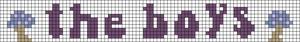 Alpha pattern #79957