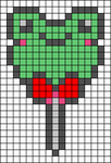 Alpha pattern #79963