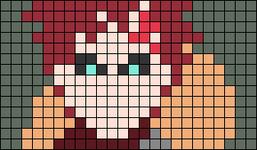 Alpha pattern #79966
