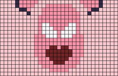 Alpha pattern #79968