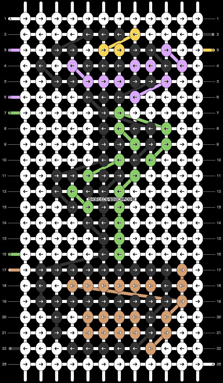 Alpha pattern #79970 pattern