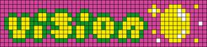 Alpha pattern #79975