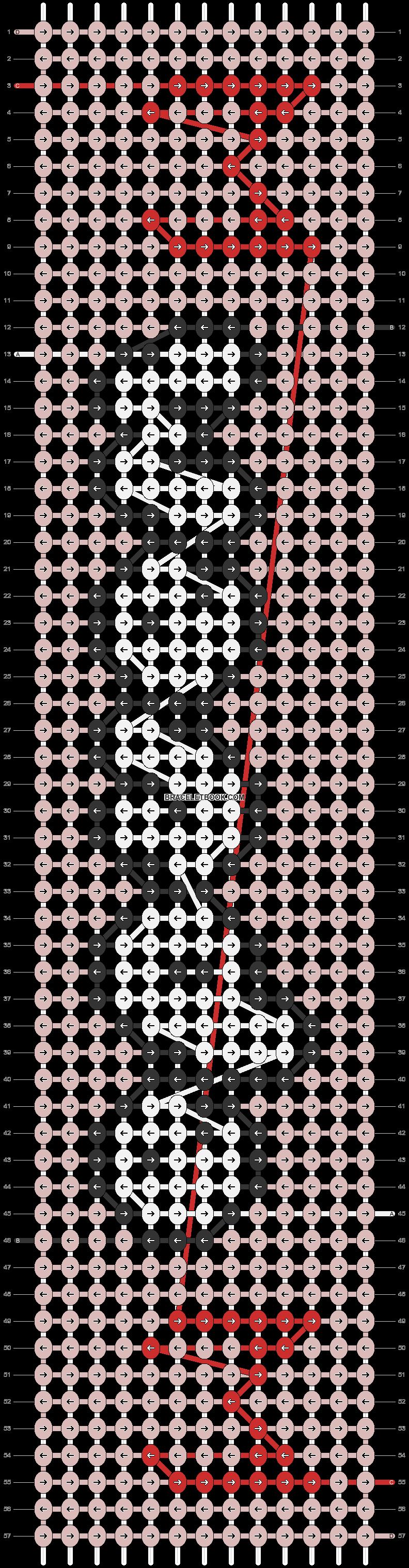 Alpha pattern #79976 pattern