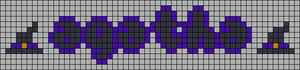 Alpha pattern #79982