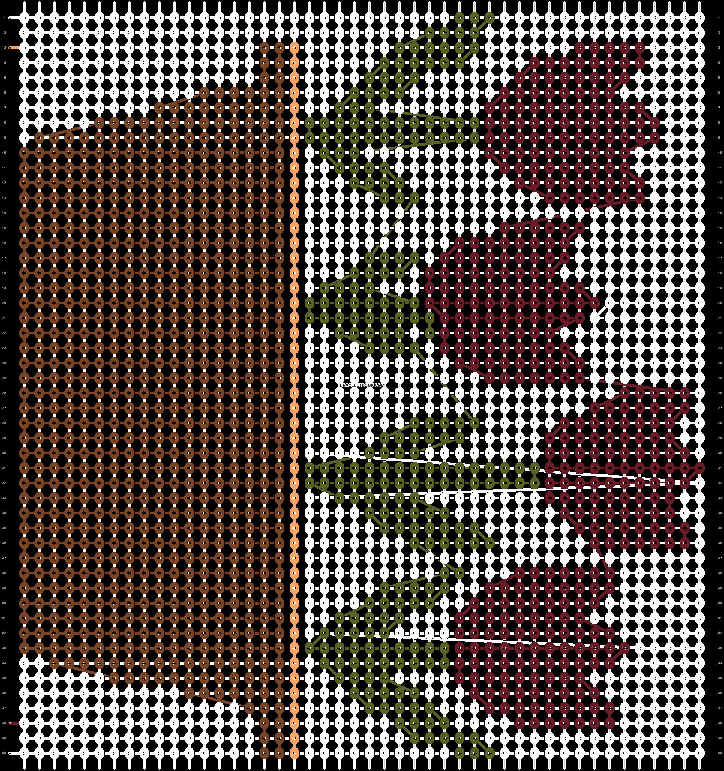 Alpha pattern #79994 pattern