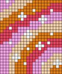 Alpha pattern #80029