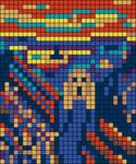 Alpha pattern #80038
