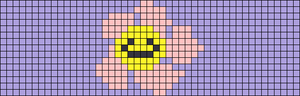 Alpha pattern #80040