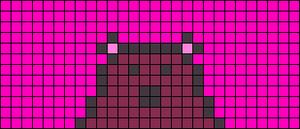 Alpha pattern #80043
