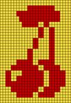 Alpha pattern #80053