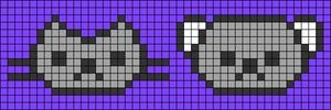 Alpha pattern #80055