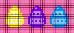 Alpha pattern #80063