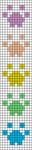 Alpha pattern #80068