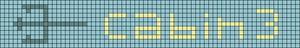 Alpha pattern #80072