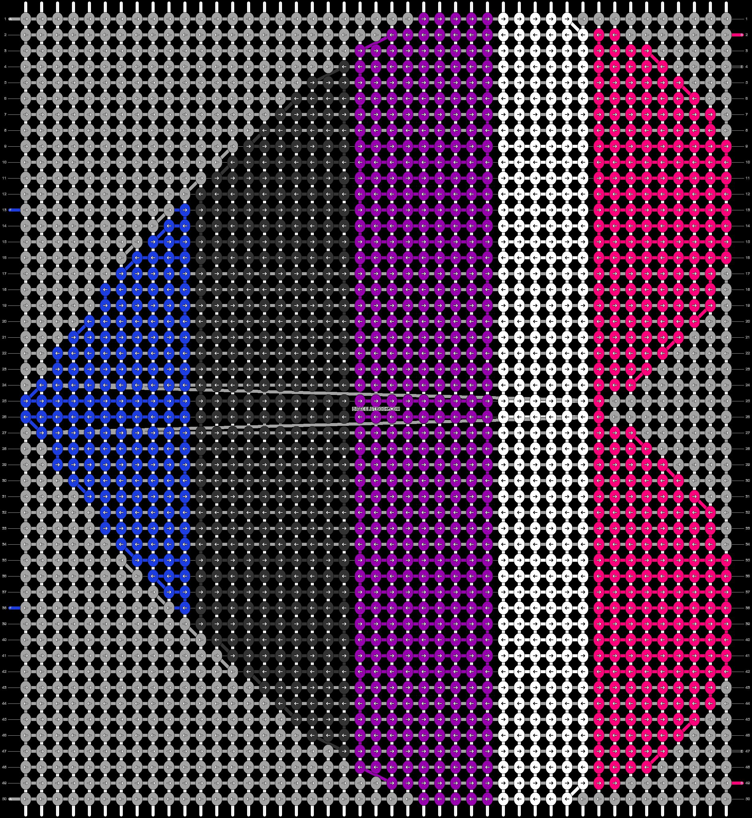 Alpha pattern #80093 pattern