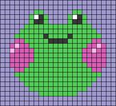 Alpha pattern #80094