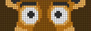 Alpha pattern #80106