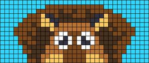 Alpha pattern #80107