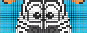 Alpha pattern #80109