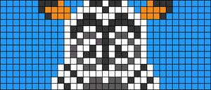Alpha pattern #80110