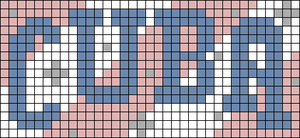 Alpha pattern #80164