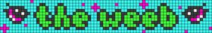 Alpha pattern #80168