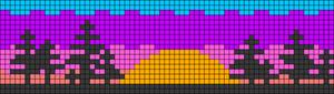 Alpha pattern #80169