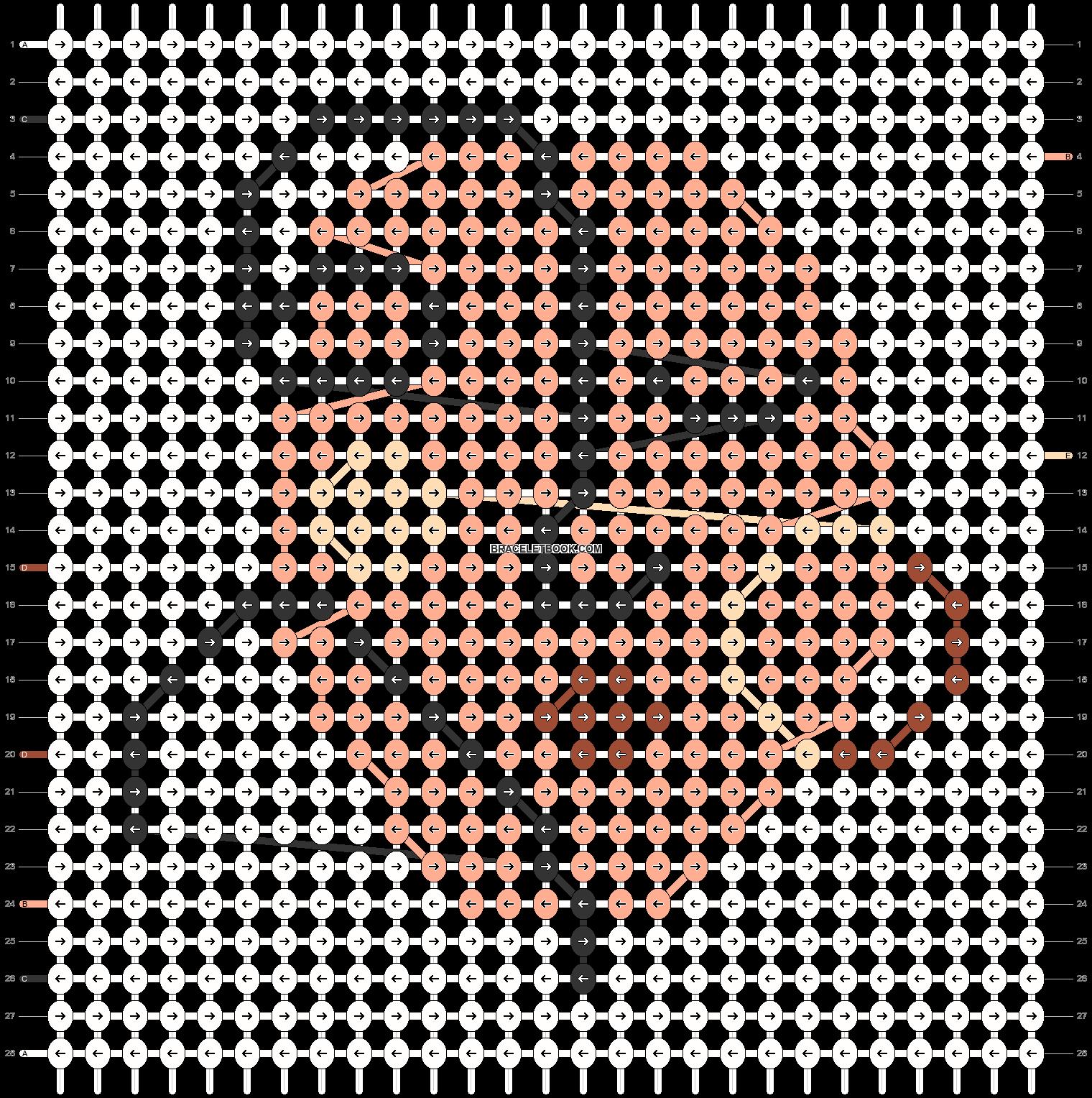 Alpha pattern #80187 pattern