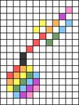 Alpha pattern #80202