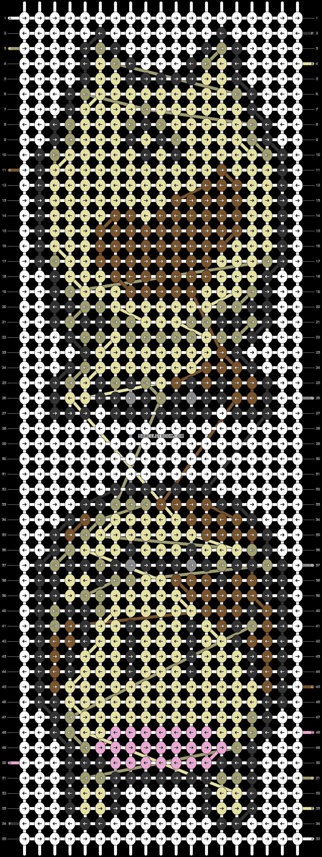 Alpha pattern #80222 pattern