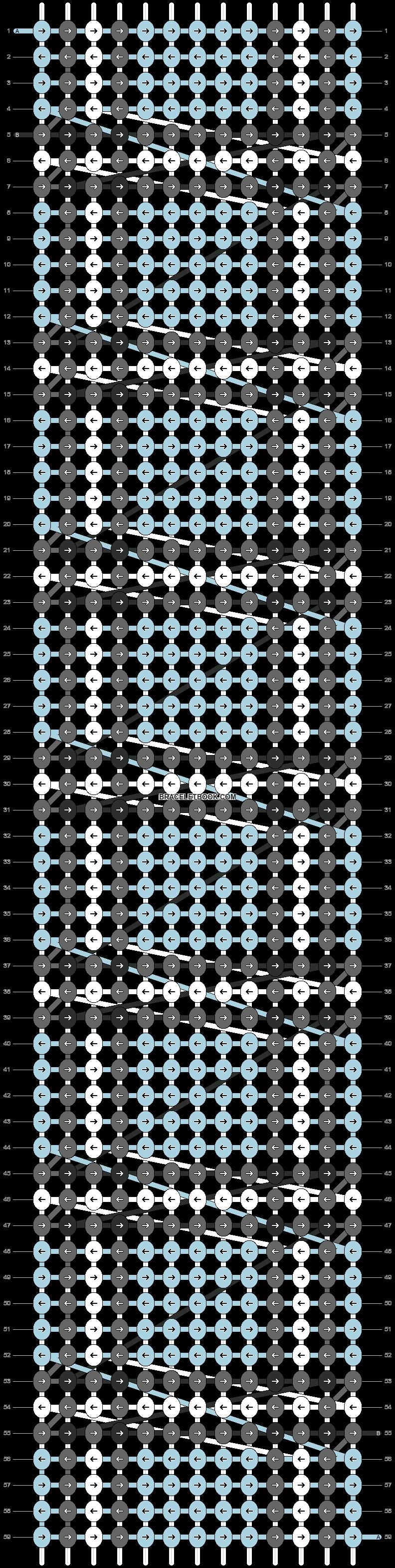Alpha pattern #80224 pattern