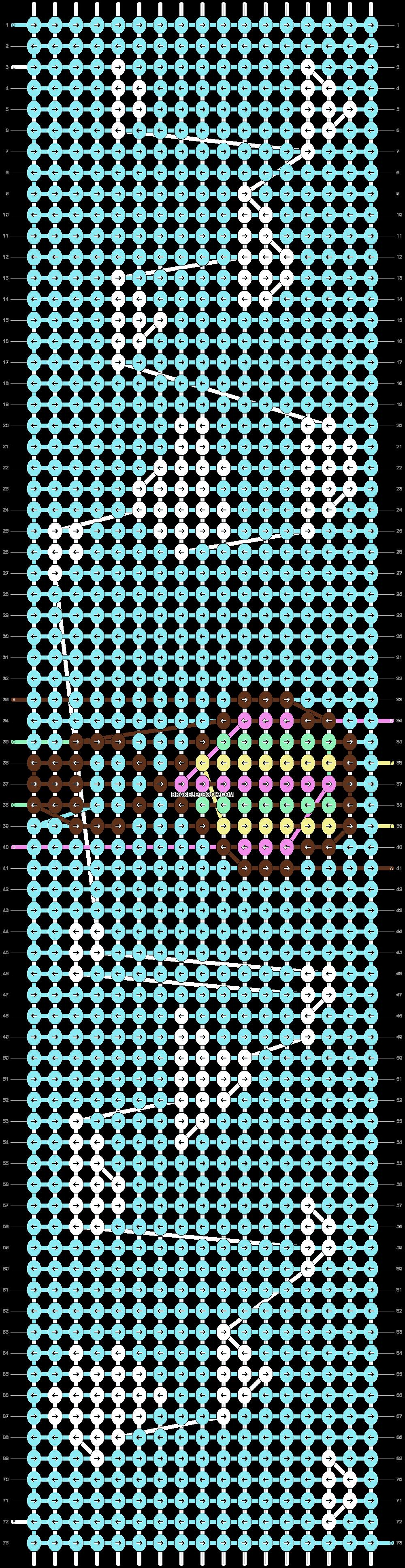 Alpha pattern #80226 pattern