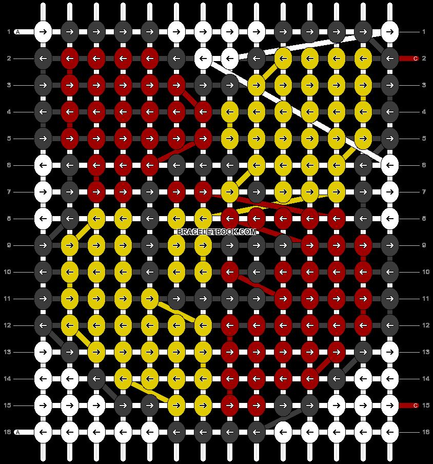 Alpha pattern #80232 pattern