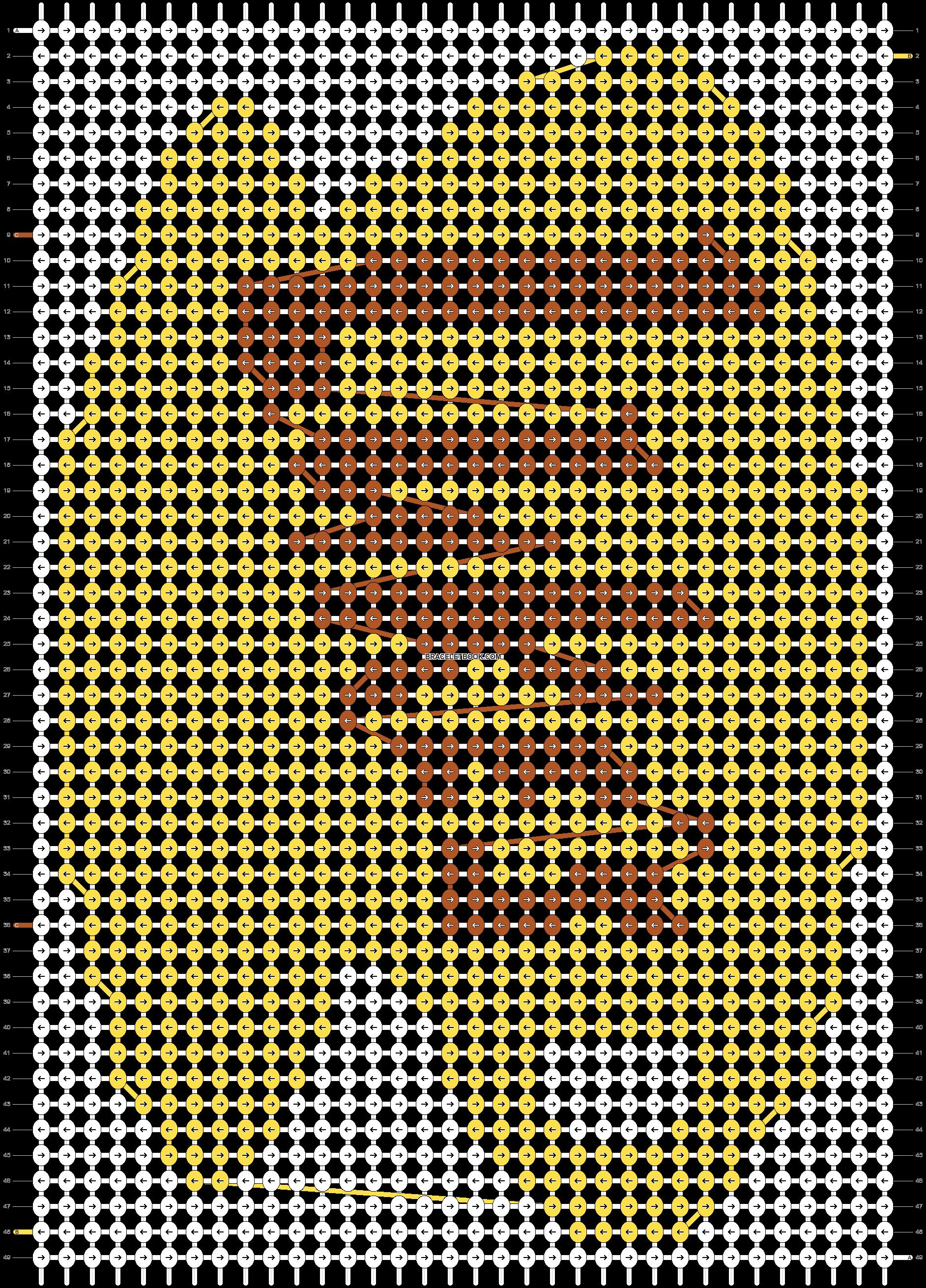 Alpha pattern #80234 pattern